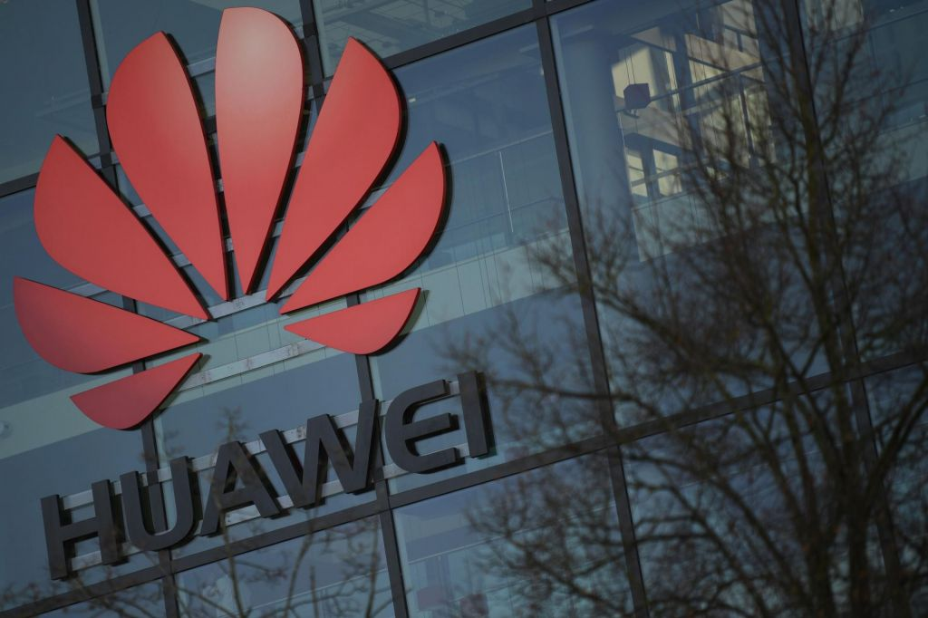 Johnsonova zelena luč za Huawei