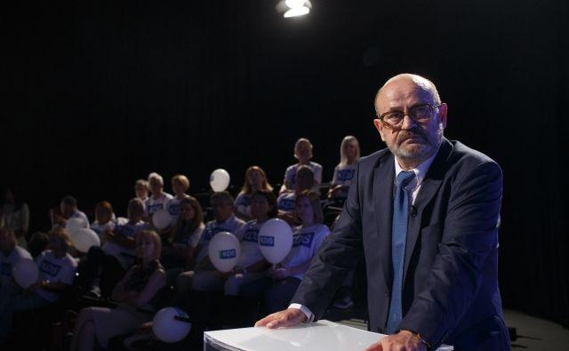 Vlado Novak v vlogi korumpiranega župana Frante Krambergerja<br /> Foto Željko Stevanić