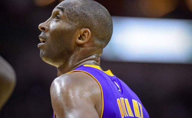 Med 20-letno kariero v ligi NBA je postal prava košarkarska ikona, ne le za navijače LA Lakers. FOTO: Reuters