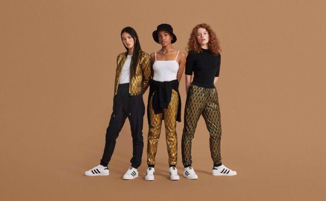 Copat adidas <strong>Superstar</strong> si je skozi čas prislužil status pristne kulturne ikone in se v svojih 50 letih spreminjanja igre suvereno povzpel na sam vrh urbane mode.FOTO: Arhiv proizvajalca