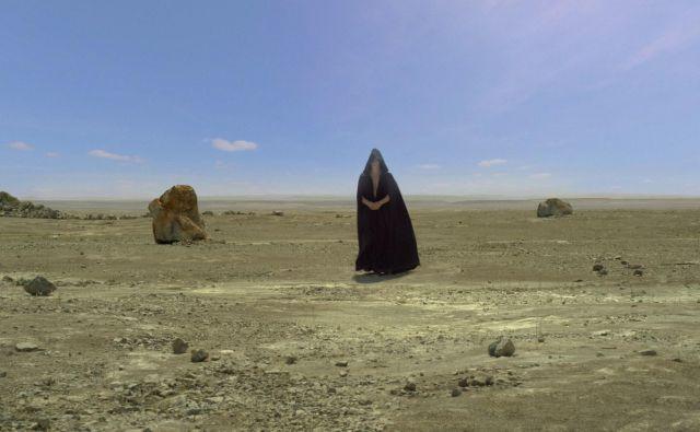 Film <em>Človek s senco</em> je poln simbolike in mitologije. Kot da gre za vizualno poezijo.<br /> Foto promocijsko gradivo