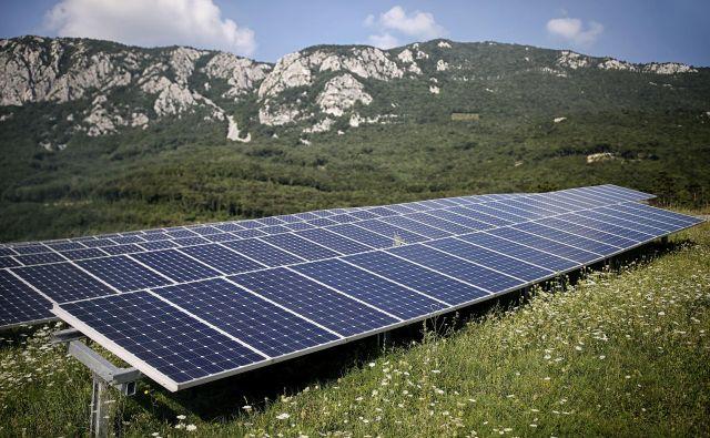 Vsako elektrarno za proizvodnjo modre elektrike je treba gledati kot večjo ali manjšo vrtino zelo, zelo dobre nafte.Foto BlaŽ� Samec