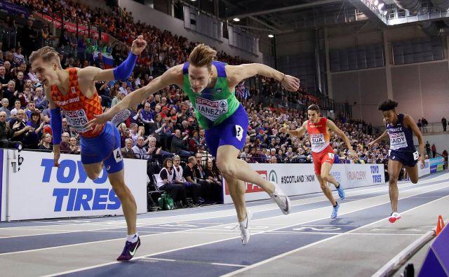 Mednarodna atletska zveza se je odločila, da bo prestavila svetovno dvoransko prvenstvo, ki bi moralo biti marca na Kitajskem. FOTO: Reuters