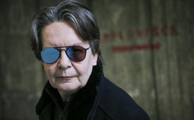 Andrej Košak, režiser novega slovenskega filma Vsi proti vsem. FOTO: Jože Suhadolnik