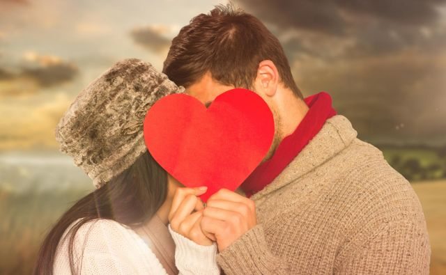 Za izkazovanje ljubezni ni treba čakati na valentinovo. FOTO: Shutterstock
