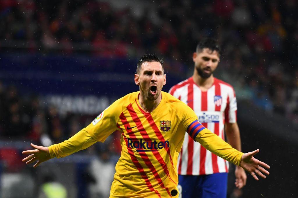 FOTO:»Messi premore toliko znanja, da bo lahko igral, dokler bo želel«
