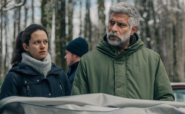 Sebastian Cavazza kot cinični inšpektor Taras Birsa. FOTO: RTV SLO