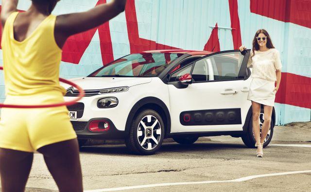 Z barvami se izražamo in v njih dojemamo svet. FOTO: Citroën