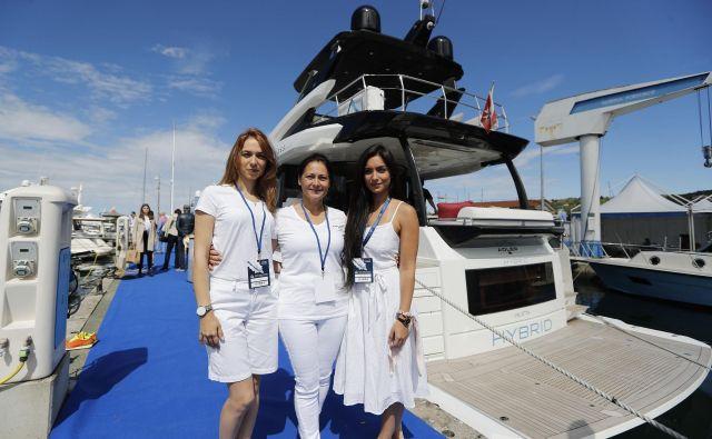 Sejem Nautica bo letos na široko odprl vrata obiskovalcem.<br /> Foto Leon Vidic
