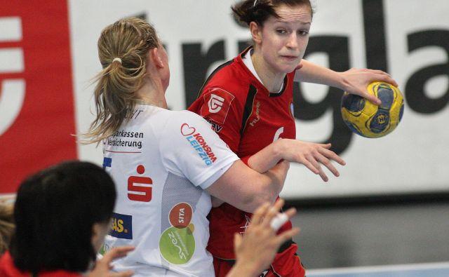 Ana Gros je nazadnje za Krim igrala leta 2010. FOTO: Igor Zaplatil