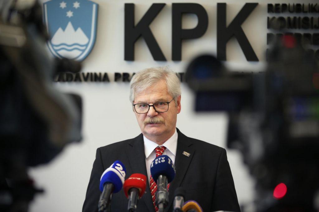 CNVOS po Štefanecovem pismu:Upamo, da bo zadnjih šest neslavnih let KPK čim prej pozabljenih