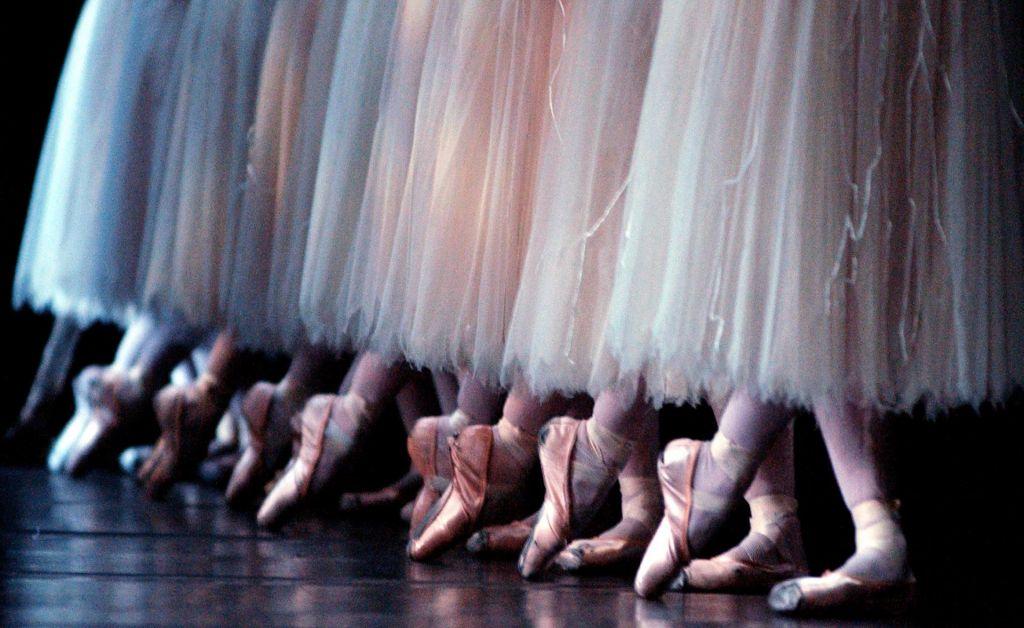 FOTO:Imena so se spreminjala, balet je ostal