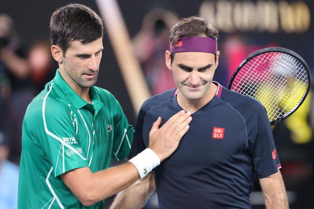 Đoković hitro zlomil Federerjev odpor