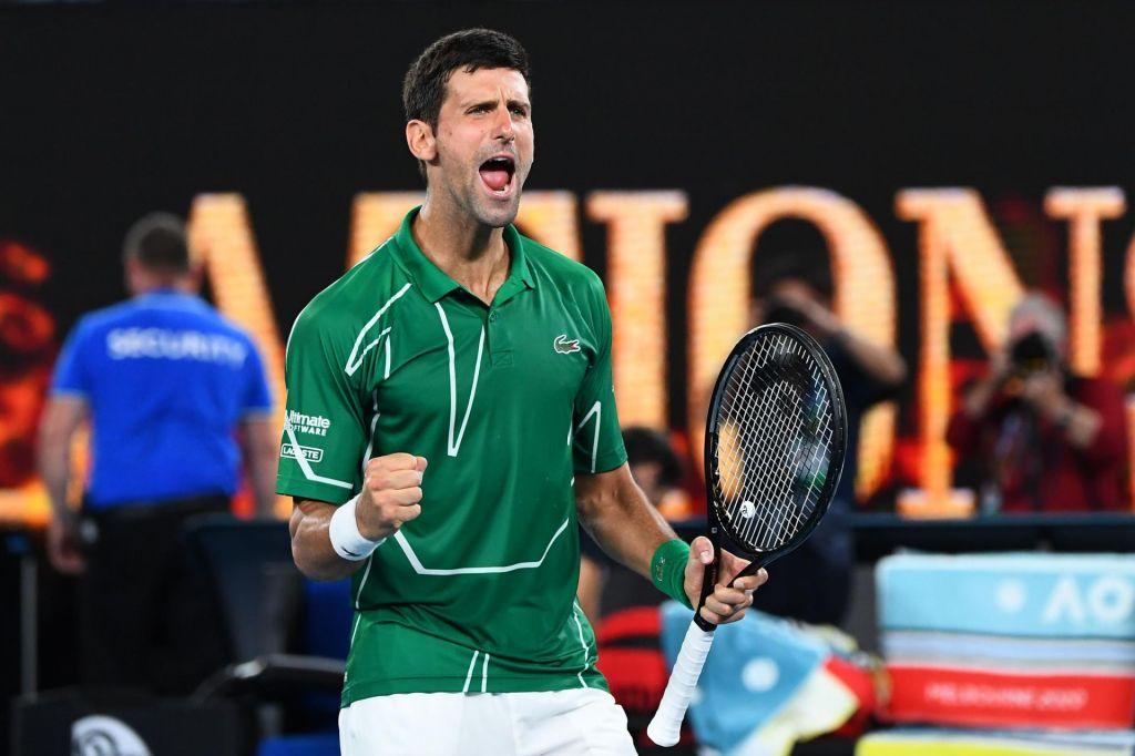 FOTO:Tekma turnirja pripada Nadalu in Thiemu