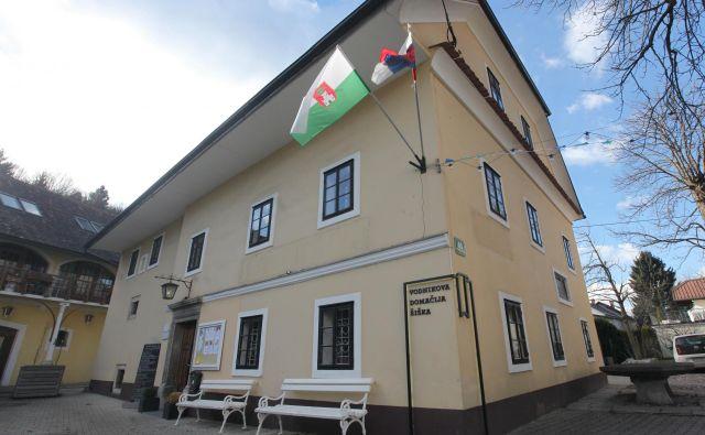 Vodnikova domačija je od leta 2001 kulturni spomenik lokalnega pomena. Foto: Mavric Pivk