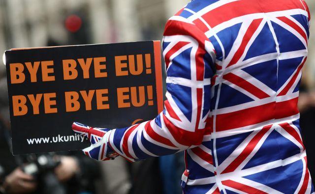 Razlike med Otokom in drugimi deli EU segajo daleč v preteklost, z brexitom so dobile le še eno potrditev. Foto Reuters