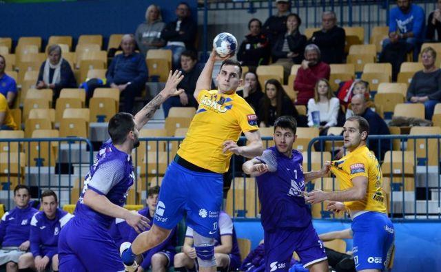 Josip Šarac je drugi del sezone začel s petimi goli proti Mariboru. FOTO: CPL