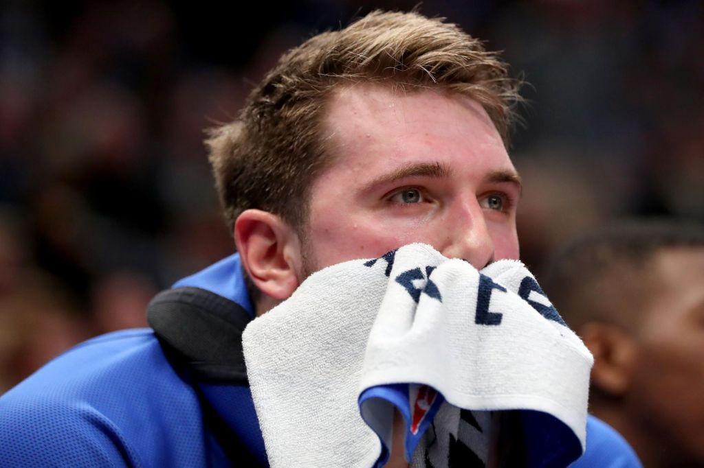 Poškodovanega Luko Dončića že vidijo v Chicagu