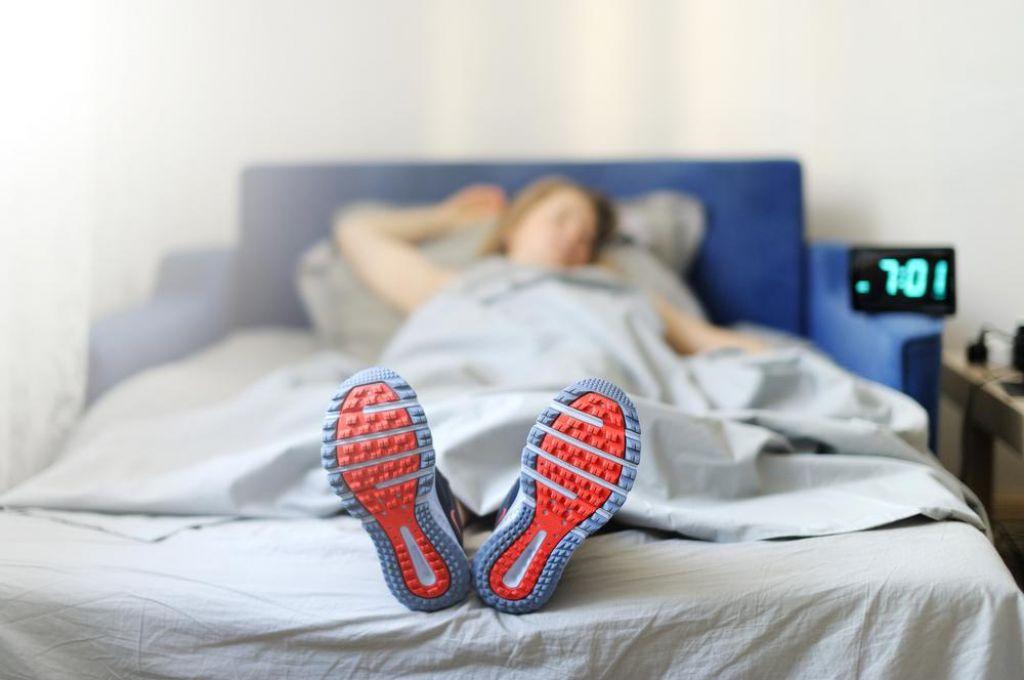 FOTO:Ali obvladate zgodnje vstajanje, se lahko v ranem jutru odpravite na trening