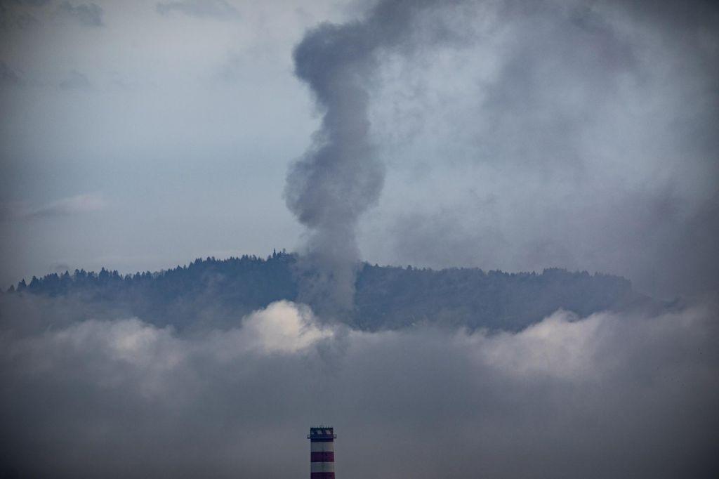 FOTO:Dihamo čistejši zrak. Pa ga res ...