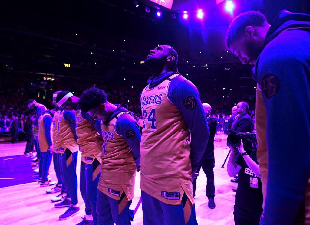 Portland zasenčil prvo tekmo Los Angeles Lakers po smrti Kobeja Bryanta