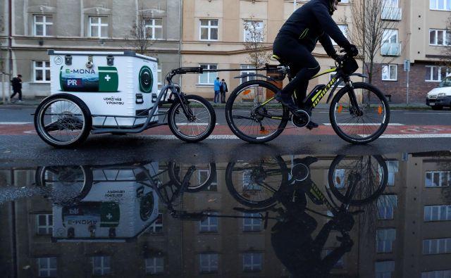 Praga je preobremenjena s turisti. FOTO: David W Cerny/Reuters
