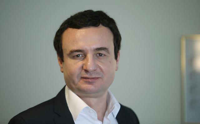 Novi premier Albin Kurti je napovedal, da bo njegova vlada razvojno naravnana. FOTO: Jože Suhadolnik