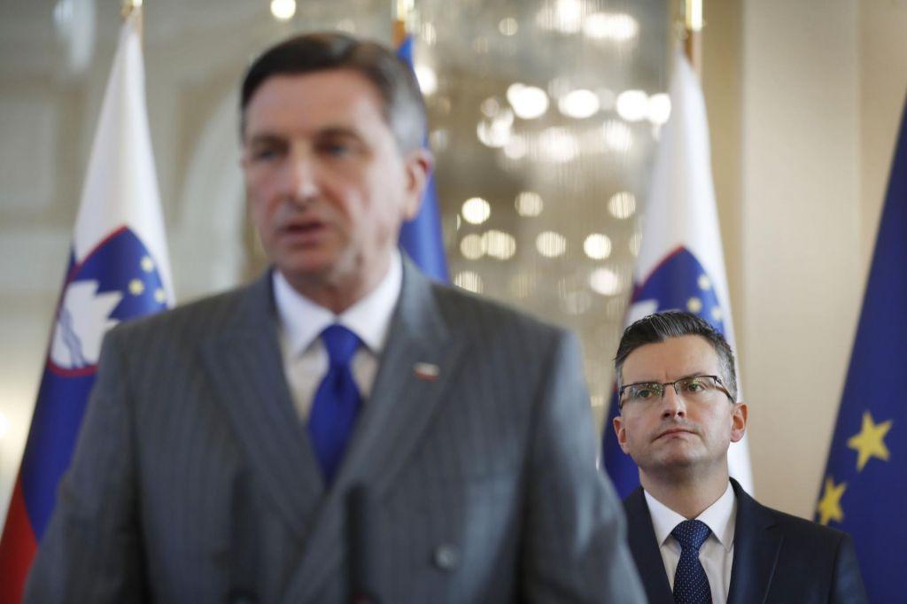 Pahor po Šarčevem odstopu vidi spremembo, ki je obetavna