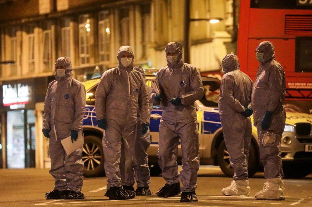 Londonski napadalec z nožem je bil dvajsetletni Sudesh Amman