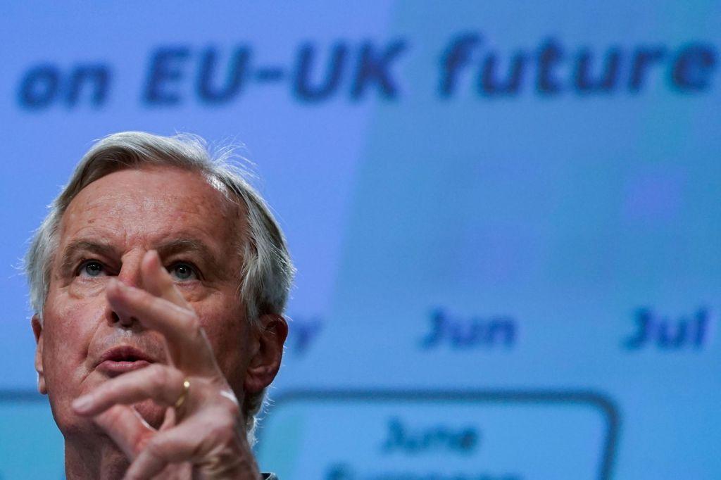 Spopad Bruslja in Londona v brexitu 2.0
