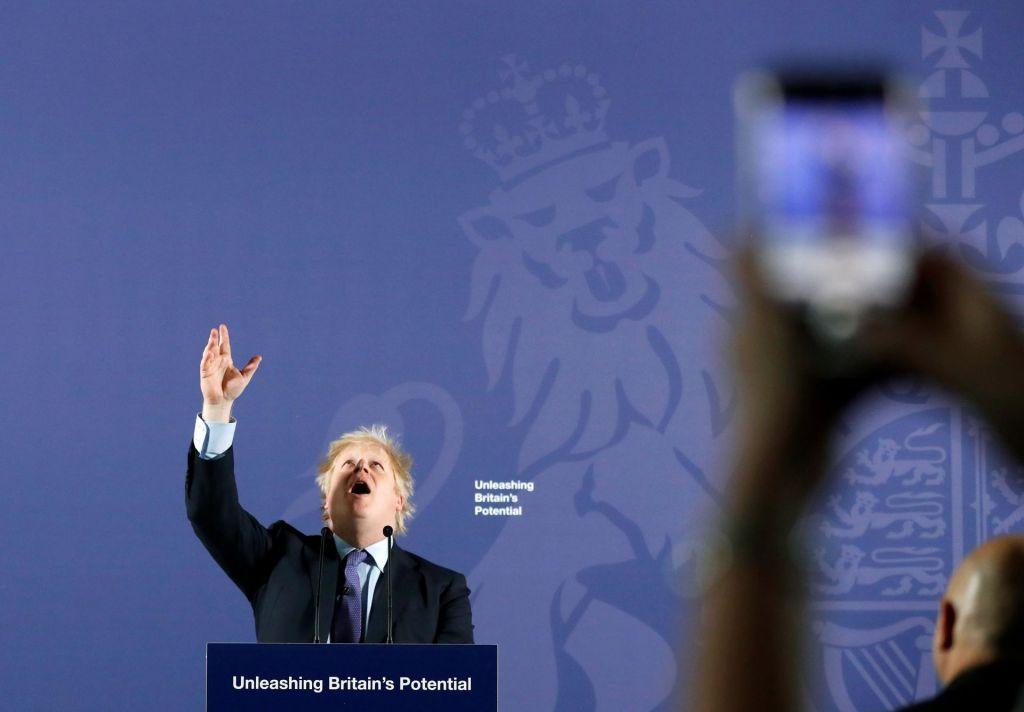 Johnson vnaprej izključuje podrejanje pravilom EU