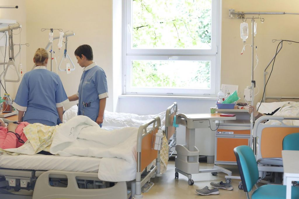 Pristni človeški in profesionalni odnosi z bolniki