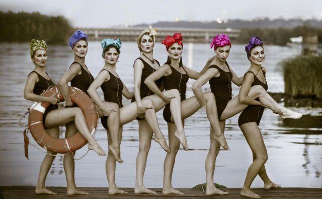 Dakh Daughters so Ukrajinke, razpete med glasbeno in dramsko umetnostjo. FOTO: Olga Zakrevska