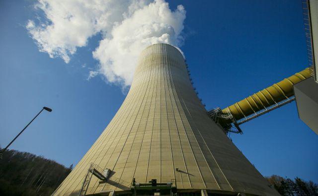 Kaj bodo (so)sežigali, če sploh kaj, v Termoelektrarni Šoštanj? FOTO: Jože Suhadolnik/Delo