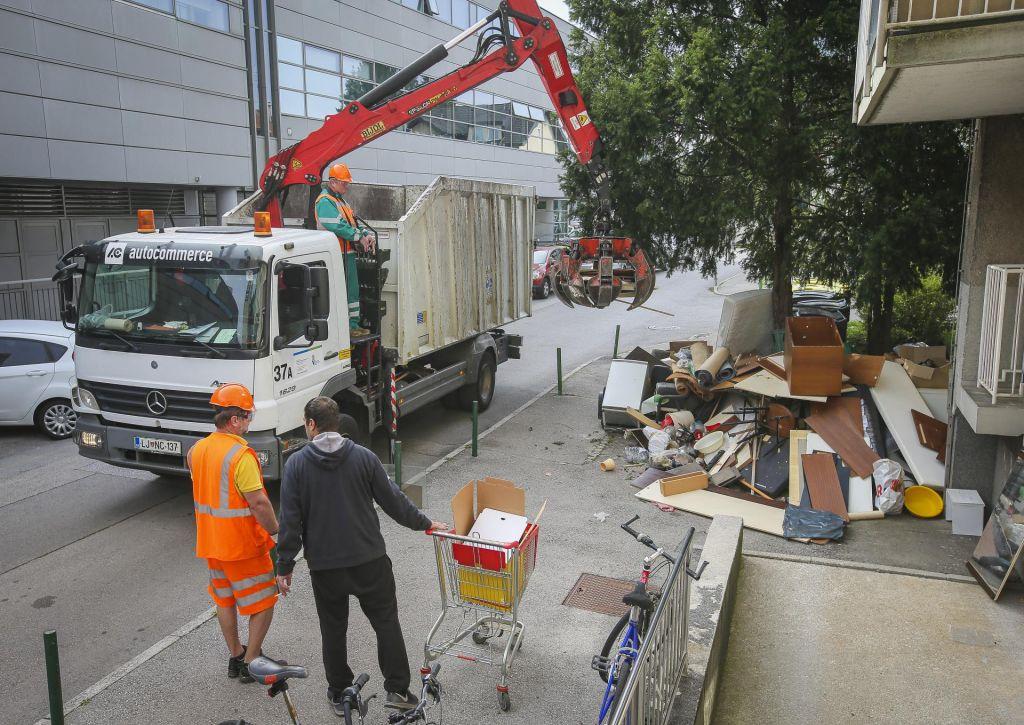 Če bi odpadki vlado res zanimali, težav ne bi bilo