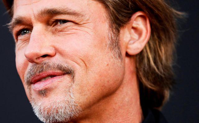 Pravzaprav je čudno, da še nima oskarja. Bil je izjemen v <em>Babilonu </em>Alejandra Gonzáleza Iñárrituja, v filmu Terencea Malicka <em>Drevo življenja</em> ali v <em>Nenavadnem primeru Benjamina Buttona</em>; zdaj se poteguje za kipec za stransko vlogo v filmu Quentina Tarantina Bilo je nekoč ... v Hollywoodu.<em> FOTO:</em> Mario Anzuoni Reuters