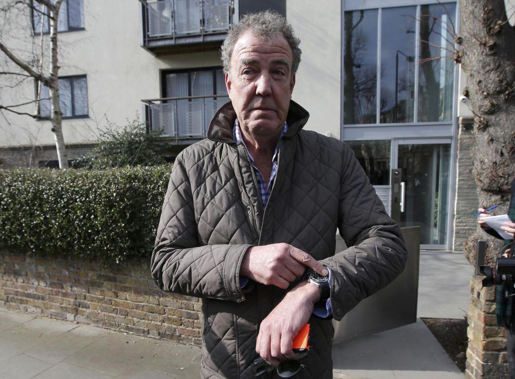 Jeremy Clarkson: Meghan, obvladaj se