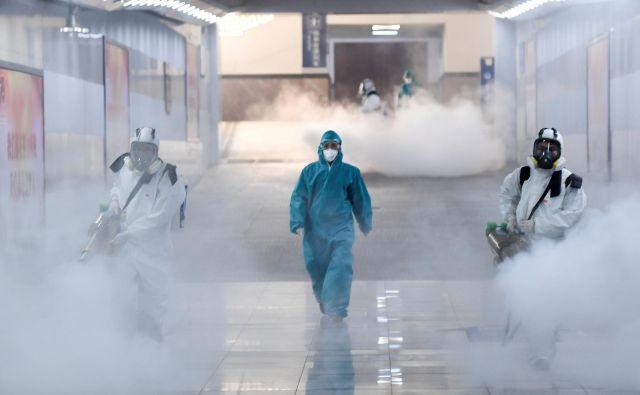 Številne avtomobilske, farmacevtske, elektronske in vesoljske družbe so stacionirane prav v pokrajini Hubei in vprašanje je, kako bo nanje vplivala epidemija. Foto Reuters