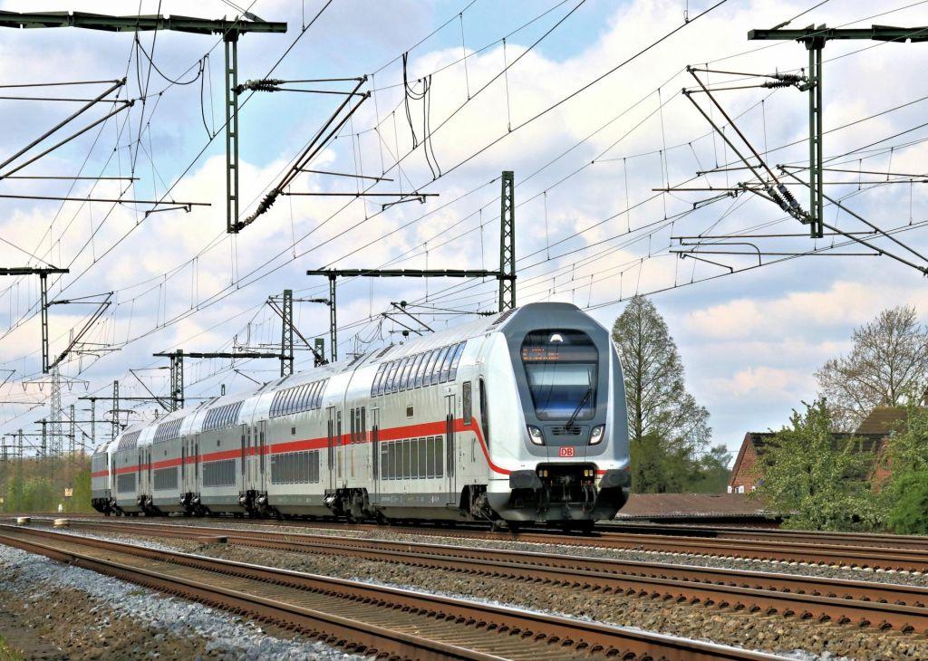 Nemške železnice imajo težave z novimi Bombardierjevimi vlaki