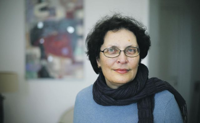 Na volitvah bo znano, ali je Zdenka Čebašek Travnik z dosedanjim delom prepričala kolege, da ji bodo zaupali še en mandat. Foto Blaž Samec