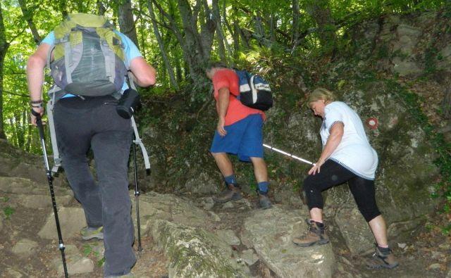 Na prvi inkluzijski pohod je prijavljenih 120 planincev, med njimi tudi deset pohodnikov s sosednje Hrvaške. FOTO: PZS