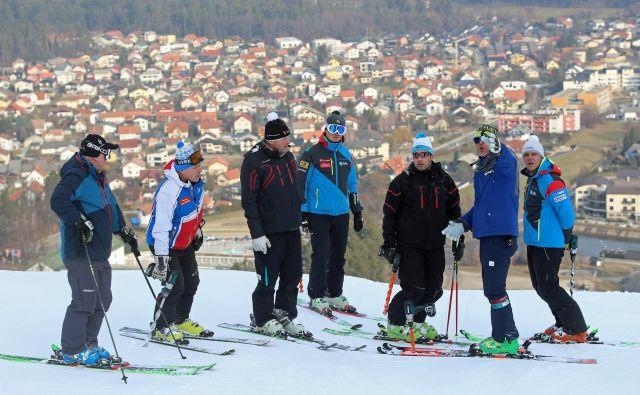 Mariborski prireditelji malodane vsako leto bijejo hudo bitko z vremenom. FOTO: Tadej Regent/Delo