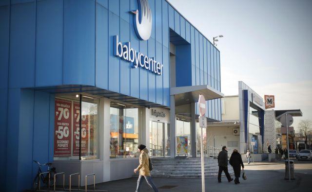 Blagovna znamka Bay Center bi lahko postala regijsko še bolj prisotna, tudi na zahodnih trgih. FOTO: Jure Eržen