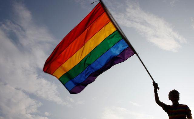 Odločitev hrvaškega ustavnega sodišča odpravlja diskriminacijo istospolnih parov na področju rejništva. FOTO: Tyrone Siu/Reuters