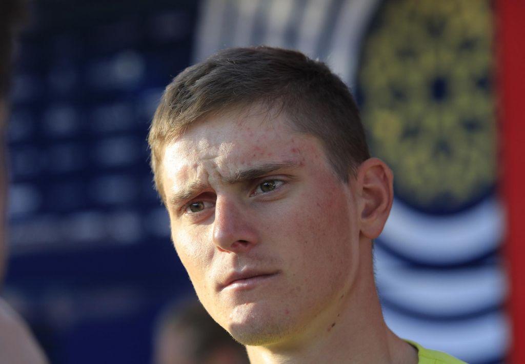 Matej Mohorič je tudi vrhunski šprinter