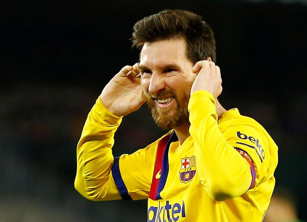 Barcelona odgovorila Realu in Atleticu tudi brez Messijevih golov