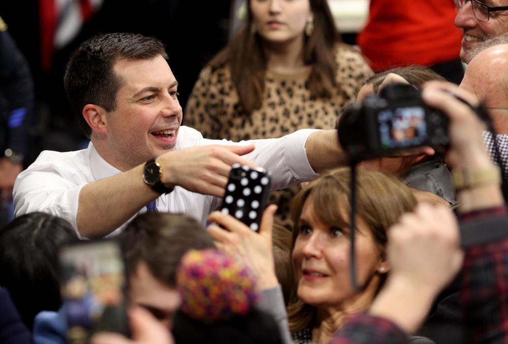 FOTO:Kakšen vtis je kot župan v South Bendu pustil Pete Buttigieg