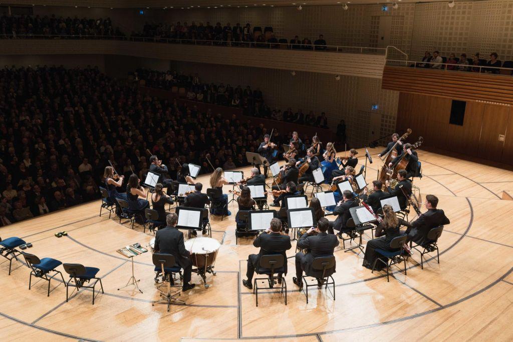 Ocenjujemo: Komorni ansambel Festival Strings iz Luzerna