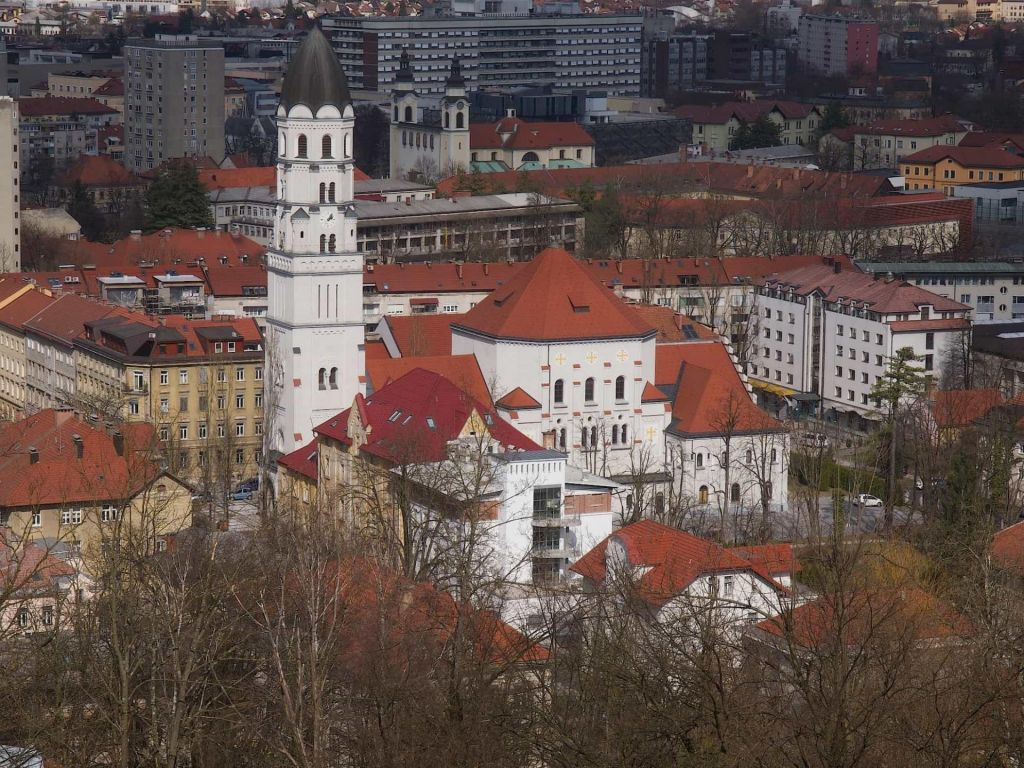 Jezuit v Ljubljani: od srednjih šol do kolegija