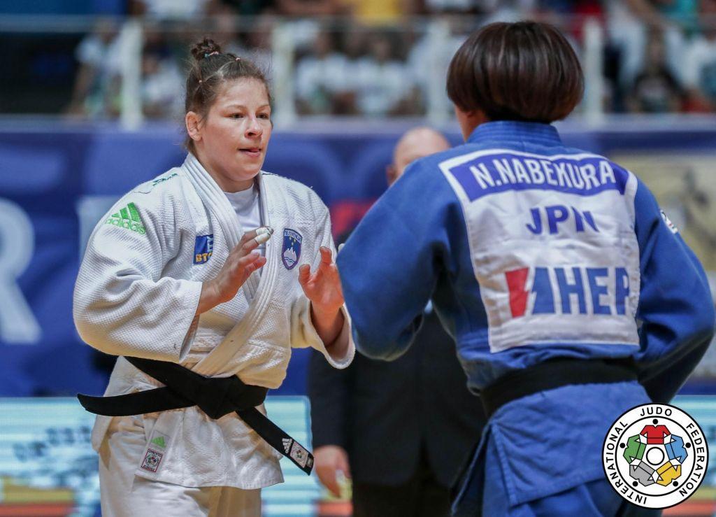 Odličen štart Tine Trstenjak v olimpijsko sezono